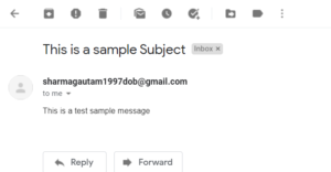 Django 3 Send Emails To Gmail Account Using Send_Email Library Full Project For Beginners