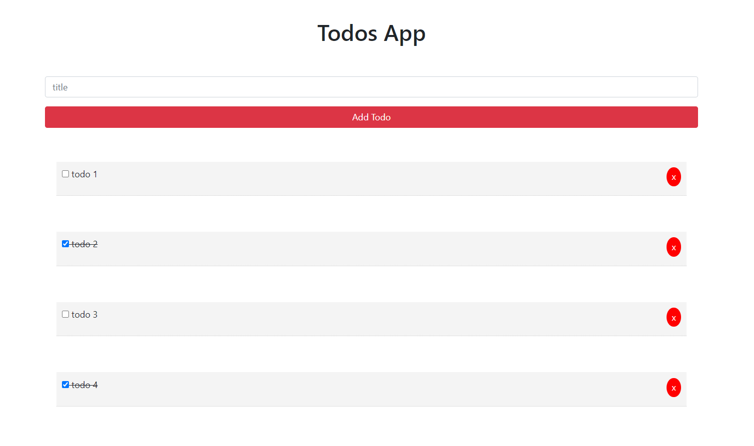 How to Make a TODO CRUD App in Vue.js Full Tutorial for Beginners 2020