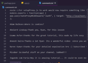 Node.js Puppeteer Project Scraping Youtube Comments of a Youtube Video Full Tutorial For Beginners
