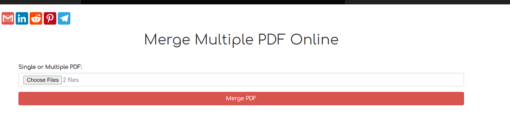 Node.js Express Merge Multiple PDF Files Using Easy-PDF-Merge Library Full Tutorial 2020