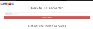 Node.js Express Word Document DOCX or DOC to PDF Converter Full App Using LibreOffice Library 2020