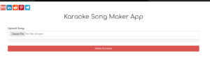 Node.js Express Karaoke Song MP3 Maker Remove Vocals From Song in FFMPEG Using Javascript Full Project 2020