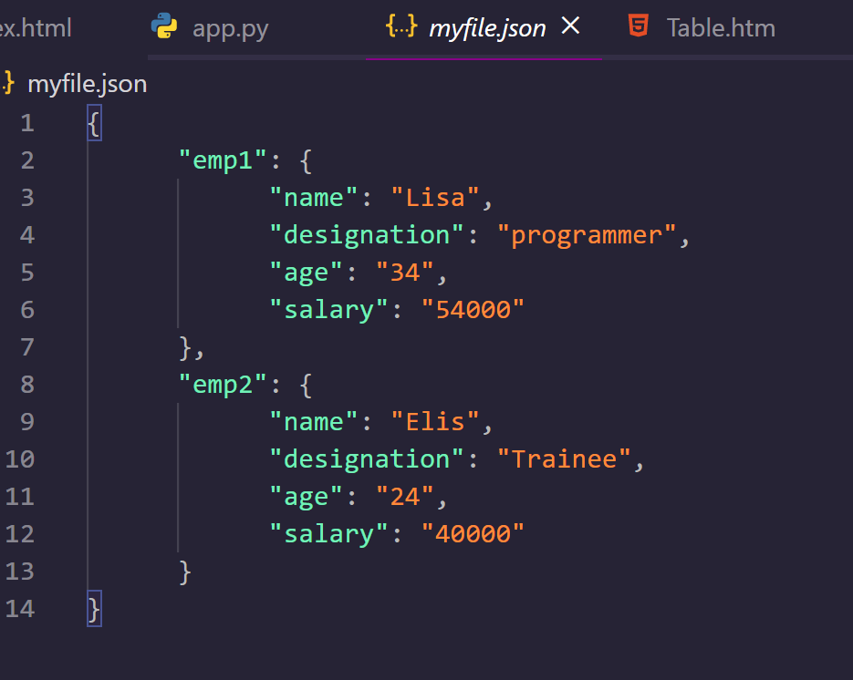 Python 3 Create and Save JSON File Using JSON Module | Converting Python Objects to JSON Objects Full Tutorial For Beginners