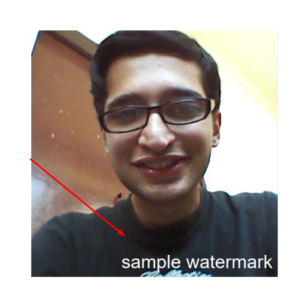 Python 3 Script to Add a Text Watermark to Image File Using Pillow Library Full Project For Beginners