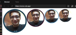 React.js Project to Crop Image in Rounded or Circular Shape with Colorful Borders Using react-rounded-image Library in Javascript Full Tutorial For Beginners