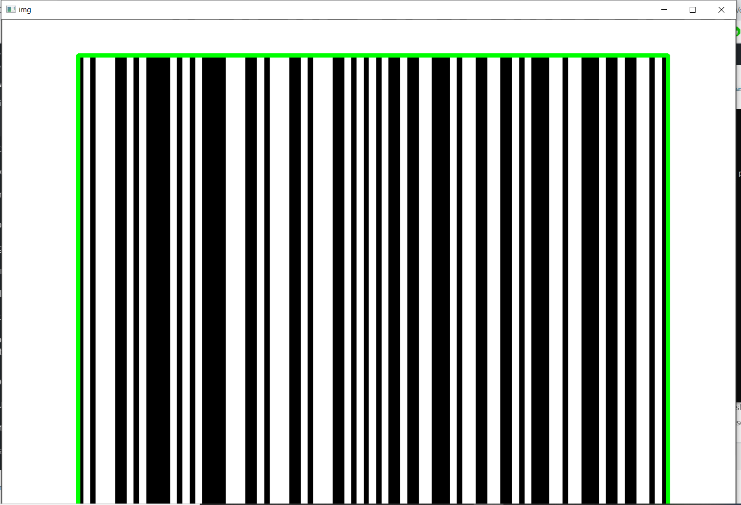 Python 3 Script to Make a Barcode Reader Using pyzbar and python-opencv library Full Project For Beginners