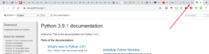 Python 3 Script to Launch Web Browser Using webbrowser Module Full Project For Beginners