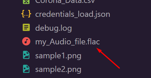 Python Tkinter Voice Recorder GUI to Record Audio From Microphone and Save it as .flac File Using SoundFile Library Desktop App Full Project For Beginners