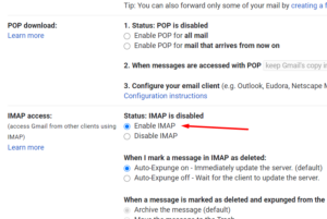 Python 3 Gmail API Example to Fetch Recently Sent Emails Using Imaplib Library Full Project For Beginners