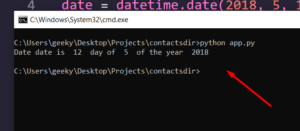 Python 3 Datetime Module Formatting Dates and Time Full Example For Beginners