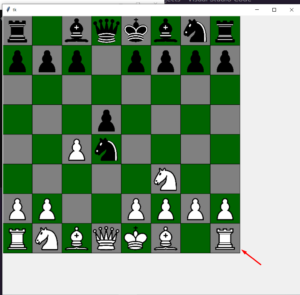 Python 3 Tkinter Multiplayer Online Chess Board + (Computer AI) Modern Color Game GUI Desktop App Full Project For Beginners