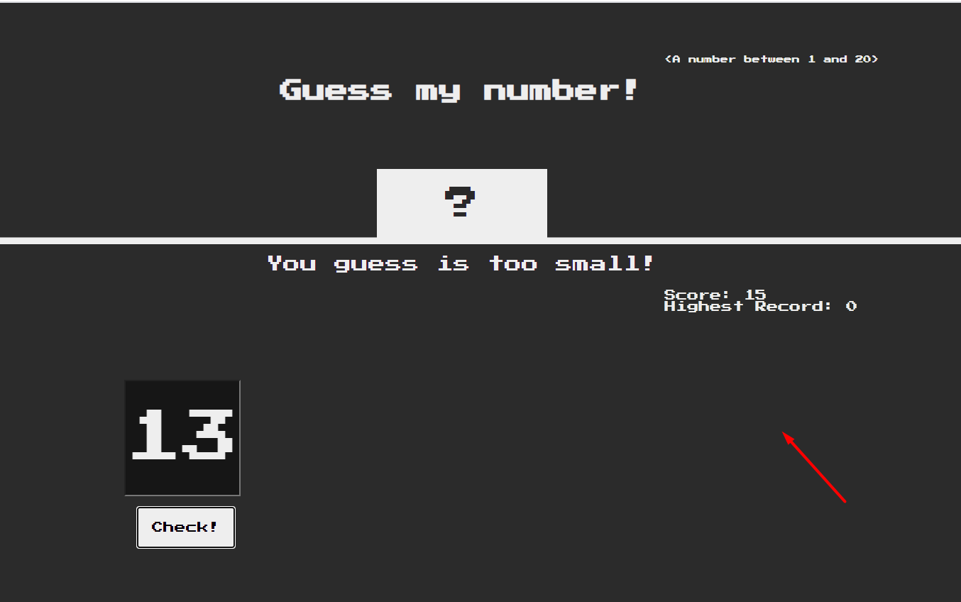 Build a Guess the Number Game in HTML5 CSS3 and Javascript Full Project For Beginners