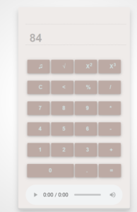 Build a Material Design Arithmetic Calculator in HTML5 and Javascript Using Materialize CSS Framework Full Project For Beginners