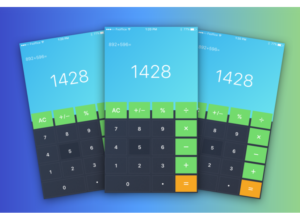 React Native Redux Beautiful Arithmetic Calculator Using Javascript Mobile App Full Project For Beginners