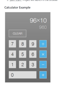 React.js Redux Simple Maths Arithmetic Calculator Using Javascript Full Project For Beginners
