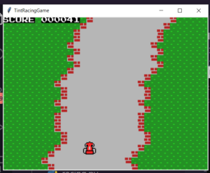 Python 3 Tkinter 2D Car Dodge Racing Game Using Pillow Library GUI Desktop App Full Project For Beginners
