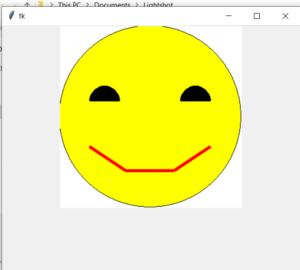 Python 3 Tkinter Canvas Class Tutorial to Draw Circle,Rectangles,Arcs,Oval and Lines Shapes in GUI Desktop Full Project For Beginners