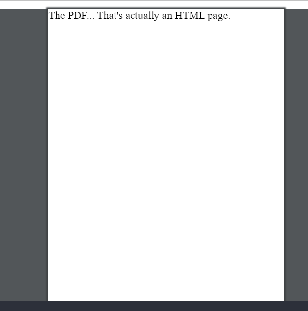 Build a PDF Document Viewer Template Layout in HTML5 and CSS3 Full Project For Beginners