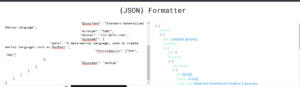 Build a JSON Formatter or Beautifier in Browser Using HTML5 CSS3 and Javascript Full Project For Beginners