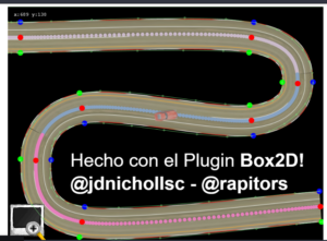 Build a Phaser Box2d Plugin Game Framework 2D Platform Car Racing Track Game in Browser Using Javascript Full Project For Beginners